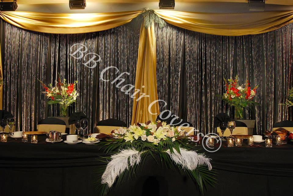 Wedding Decorations Chair Covers